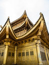 Golden temple on mt emei sichuan china Stock Photo