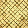 Golden tile Stock Photos