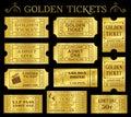 Oro billete