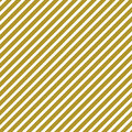 Golden and white stripes diagonally in a square format Royalty Free Stock Photo