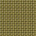 Golden wicker background Stock Photo