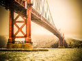 GoldenGate Bridge Royalty Free Stock Photo