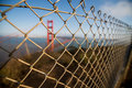 GoldenGate Bridge San Francisco Royalty Free Stock Photo