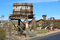 Goldfield, Arizona Royalty Free Stock Photo