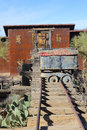 Goldfield, Arizona Stock Images