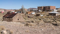 Goldfield, Nevada Stock Photography