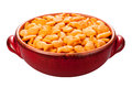Goldfish Crackers isolated Royalty Free Stock Photo