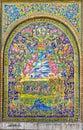 Golestan Palace tiles stories