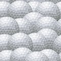 Golf ball background Stock Photos