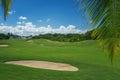 Golf Course. Beautiful Landsca...