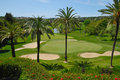 Golf course Las Brisas Royalty Free Stock Photography
