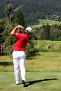 Golf PGA, CELADNA, CZECH REPUBLIC Royalty Free Stock Image