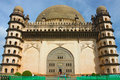 Golgumbaz, a Mughal mausoleum Royalty Free Stock Images