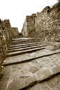 Golkonda Fort Royalty Free Stock Photos