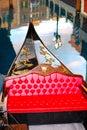 Gondola rides Royalty Free Stock Photo