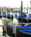 Gondola of Venice Italy Royalty Free Stock Photography