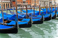 Gondolas Royalty Free Stock Images
