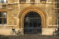 Gonville And Caius College, Cambridge, England Royalty Free Stock Photo