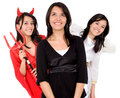 Good or Evil Stock Photography
