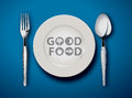Good Food Royalty Free Stock Photo