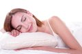 Good and health sleep Royalty Free Stock Photo