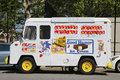 Good humor ice cream truck in brooklyn new york june on june became a fixture american popular culture and Stock Photos