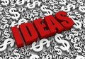 Good Ideas Royalty Free Stock Image