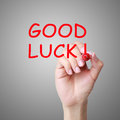 Good Luck Concept Royalty Free Stock Photo