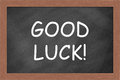 Good Luck! Royalty Free Stock Photo