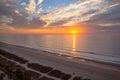 Good Morning Myrtle Beach Royalty Free Stock Photo