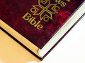 Good News Bible Royalty Free Stock Photo