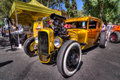 Goodguys th west coast nationals presented by flowmaster photo taken by luigi dionisio in hdr format Royalty Free Stock Image