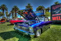 Goodguys th west coast nationals presented by flowmaster photo taken by luigi dionisio in hdr format Royalty Free Stock Photography
