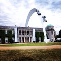 Goodwood house Royalty Free Stock Photo