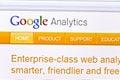 Google Analytics Royalty Free Stock Photo