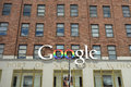 Google new york offices the of in chelsea manhattan Royalty Free Stock Photography