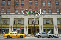 Google new york offices the of in chelsea manhattan Royalty Free Stock Photos