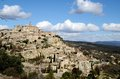 Gordes in luberon southern france famous for eagle s nest Stock Photos