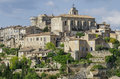 Gordes provence france one of the hilltop villages of the luberon Royalty Free Stock Photography