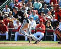 Gordon beckham des chicago white sox Lizenzfreies Stockfoto