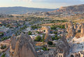 Goreme, Cappadocia Royalty Free Stock Photo