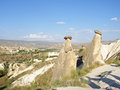 Goreme Kapadokya cappadocia Royalty Free Stock Photo