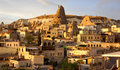 Goreme Village Royalty Free Stock Photo