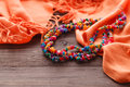 Gorgeous semiprecious stone beads for making jewelry