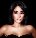 Gorgeous woman portrait Royalty Free Stock Photo