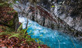 Gorges des Tines, France I Royalty Free Stock Photo