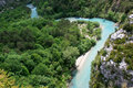 Gorges du Verdon Royalty Free Stock Photos