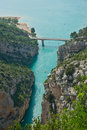Gorges du Verdon Royalty Free Stock Image