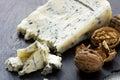 Gorgonzola cheese Royalty Free Stock Photo