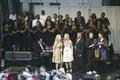 Gospel Choir Stock Image
